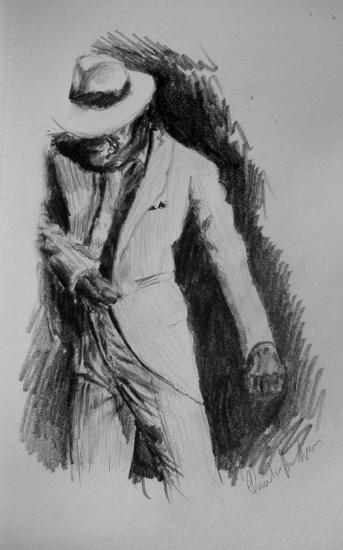 Michael Jackson par cheapandchic